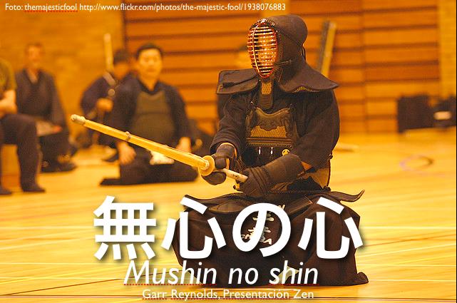 Kendo: Mushin no shin