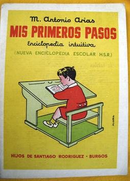 Enciclopedia escolar: Mis primeros pasos