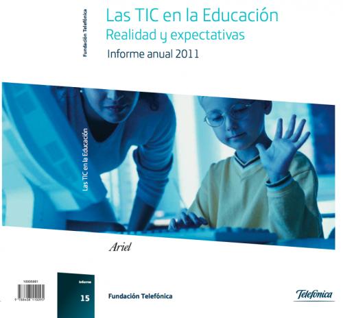 Portada: Las TIC en la Educación